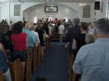 Prayer service calls for unity after Charleston shooting