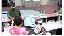 Roxboro bank robbery suspect