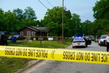 A female was shot and killed in the 800 block of Amye Street at about 5 p.m., Fayetteville police said.
