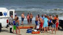 IMAGES: Sixth shark attack of summer Saturday off Rodanthe