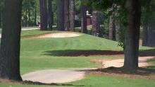 IMAGE: Cary homeowner claims harassment over golf course noise issue