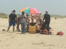 Seventh shark attack of summer reported Wednesday off Ocracoke Island