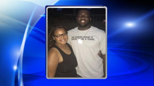 Kenneth Sharpe Jr. and Brittany Whitaker