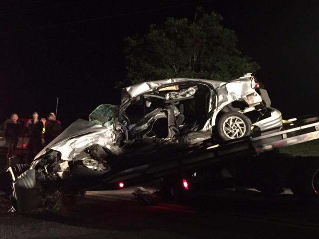 Fatal Harnett County wreck :: WRAL com
