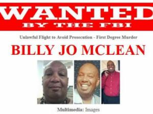 Billy Jo McLean is wanted by the FBI in the deaths of his wife and stepdaughter and disappearance of his stepson.