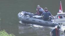 IMAGES: Body found in Cape Fear River amid search for missing swimmer