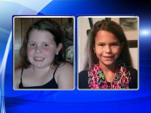 Cousins Skyler Emore, 9, left, and Dakota Shepherd, 11, both of Timberlake, died July 21, 2015, in a traffic accident in Myrtle Beach, S.C.