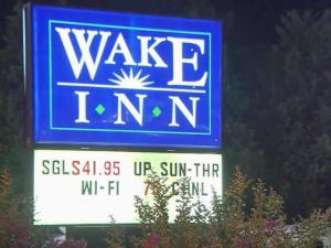 Three people, including two Raleigh police officers, were recovering at a local hospital early Thursday after being injured in a fire that was intentionally set at a Raleigh motel.