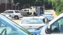 """IMAGE: Sun Suites on Capital Boulevard given """"all-clear"""" following bomb threat"""