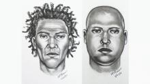 IMAGES: Duke police release sketches of robbery suspects