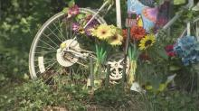 IMAGE: New policy calls for removal of ghost bike memorials