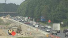 IMAGE: I-40 W lane reductions to begin Thursday night in Fortify zone