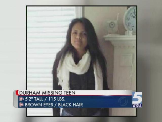 Sara Martinez Diaz, 15, was last seen at Riverside High School on June 5.
