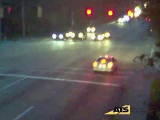 In the three weeks at just three intersections, red light cameras in Fayetteville have caught  hundreds of drivers trying to beat the light.