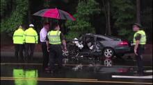 IMAGE: Mother forgives driver fined $25 for fatal crash