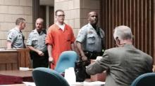 IMAGE: Fort Bragg soldier gets jail time for shooting to police, firefighters