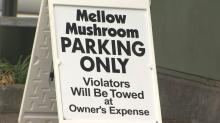 IMAGE: Glenwood South restaurant gets tough on towing