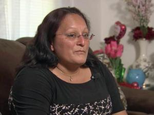 Ana Perez is hoping to bring her son to live with her in Durham.