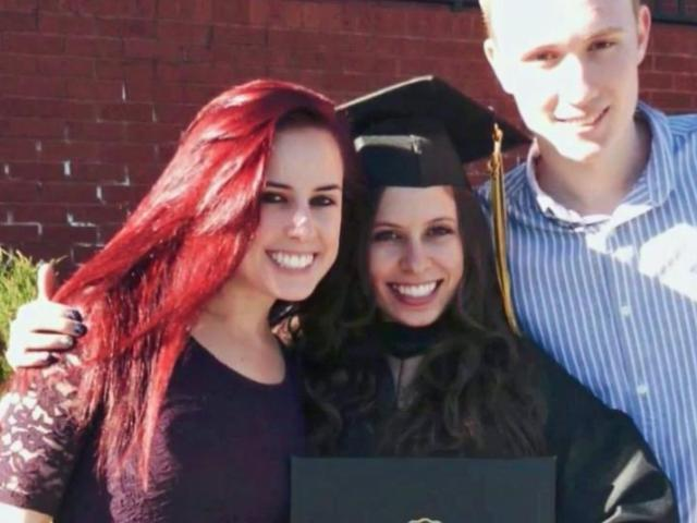 Christy Setola-Cyr found emotional and financial support through the Fostering Bright Futures program at Wake Tech.<br/>Reporter: Adam Owens<br/>Photographer: Andrew Cumbee