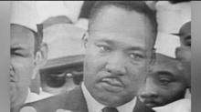 IMAGE: Restored recording of MLK's speech in Rocky Mount unveiled