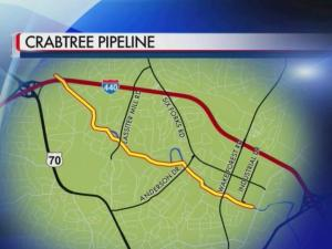 Crabtree Pipeline