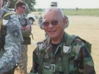 Command Sergeant Major Ernest Tabata