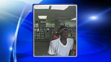 IMAGES: Goldsboro police searching for armed and dangerous suspect