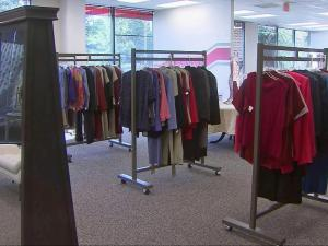 Dress for Success staffers hope their new facility on Tillery Place, near Capital Bouelvard in Raleigh, will help them reach more clients in need.