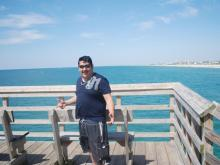 A photo the Flores family shared with Que Pasa Media shows Daniel Flores on the Bogue Inlet Fishing Pier at Emerald Isle shortly before his July 26, 2015, fall from the pier.