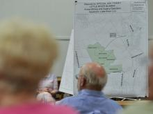 Lee County quarry faces opposition from residents.