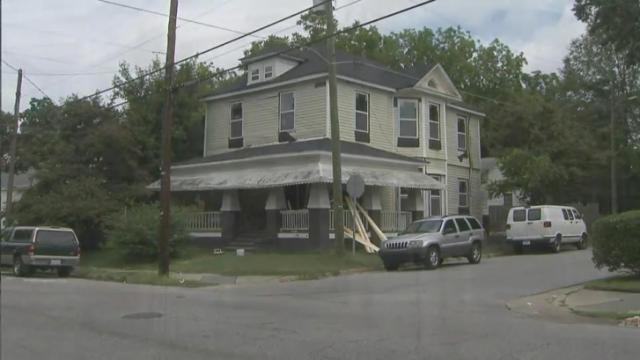 Deah Barakat's home
