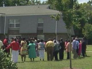 Reverend William Barber has been the face of the Moral Monday movement, crusading for social and political causes, but last week he saw violence come to his back door when a young man was murdered in a neighborhood behind his church in Goldsboro.