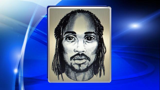 Police with the Fayetteville Special Victims Unit are looking for a man who allegedly sexually assaulted a woman near East Russell Street Monday morning.