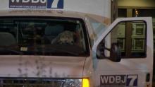 RAW: WDBJ employee retrieves live truck of slain journalists