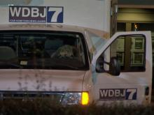 RAW: WDBJ employee retrieves live truck of slain journalists