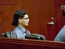 Jury begins deliberation in Santillan trial