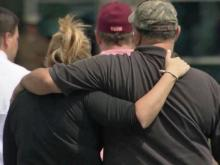 TV shootings prompt outpouring of community support