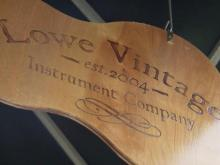 Rare instruments made to be played at Burlington shop