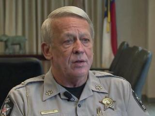 Wake County Sheriff Donnie Harrison