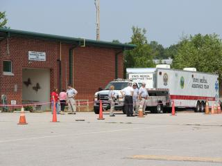Mold shuts down Franklin County Health Department