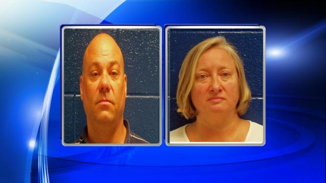 A Nash County man and woman were arrested August 24 after marijuana with a street value of more than $175,000 was seized from their home.