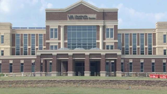Fayetteville VA clinic, VA Fayetteville Health Care Center