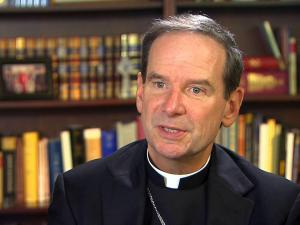 Bishop Michael Burbidge of the Catholic Diocese of Raleigh