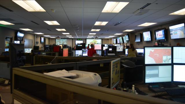 Raleigh-Wake Emergency Communications Center