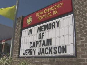 Jerry Jackson Jr. was a husband, son, brother, and a father of two. His family came first in his life followed by his other role as a firefighter and paramedic.