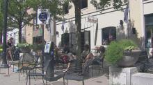 New Raleigh sidewalk seating rules being strictly enforced