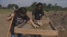 IMAGES: Goldsboro dig uncovers old treasures