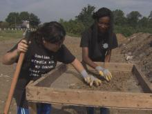 Goldsboro dig uncovers old treasures