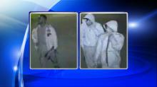 IMAGES: Two arrested in Fayetteville storage unit break-ins; third man sought