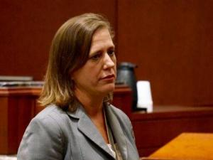 Wake County District Attorney Lorrin Freeman told jurors that Joanna Madonna stabbed her husband a dozen times.